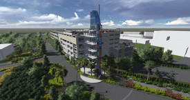 <strong>Sharp Healthcare Chula Vista Medical Center 6 Story Parking Structure</strong>