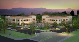 <strong>Halcon Rojo Makena Medical Office Buildings (Temecula)</strong>